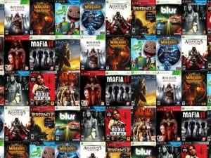 Lista jocurilor
