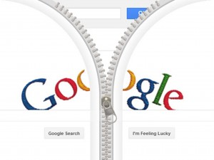 In spatele Google