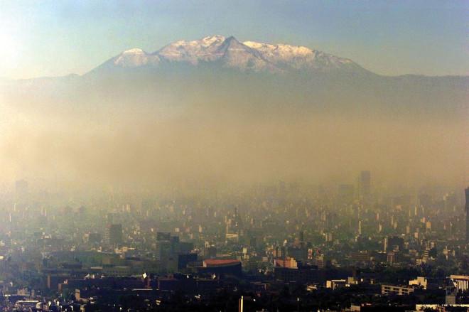 Poluare in Mexic