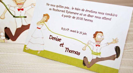 invitatie nunta haioasa